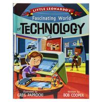 Gibbs Smith Book | Little Leo World | Technology