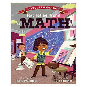 Gibbs Smith Book | Little Leo World | Math