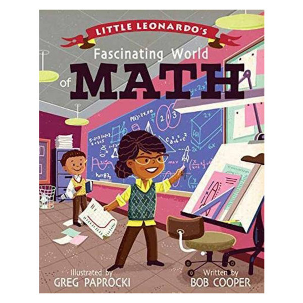 Gibbs Smith Book | Little Leo World | Math