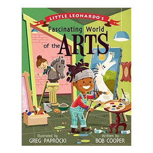 Gibbs Smith Book | Little Leo World | Art
