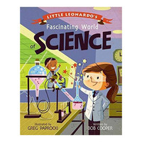 Gibbs Smith Book | Little Leo World | Science