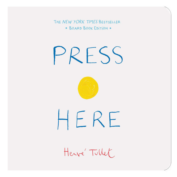 Board Book | Press Here