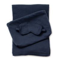 Zestt Travel Set | Organic Cotton | Navy