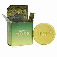 Bar Soap | Icelandic Moss
