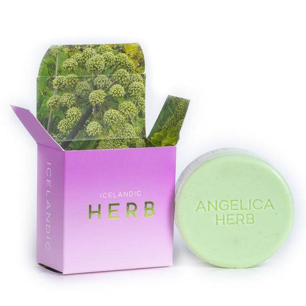 Kala Style Soap | Hello Soap | Angelica Herb
