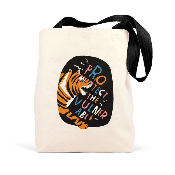 Emily McDowell Tote Bag | Protect The Vulnerable