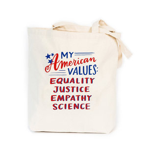 Emily McDowell Tote Bag | American Values