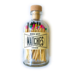 "Made Market Co Apothecary Matches | 3.5"" Variety"