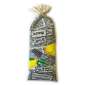 Gullah Gourmet  | Lemon Dill Sauce
