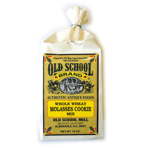 Old School Brand Cookie Mix | Whole Wheat Molasses