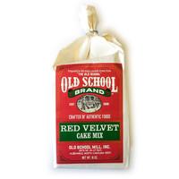 Old School Brand Cake Mix | Red Velvet