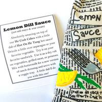 Gullah Gourmet     Lemon Dill Sauce