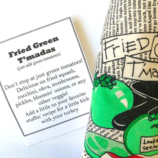 Gullah Gourmet Gullah Gourmet | Fried Green T'madas
