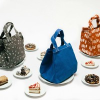 Maika Lunch+Pie Tote | Flores
