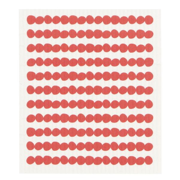 Now Designs Swedish Dishcloth | Red