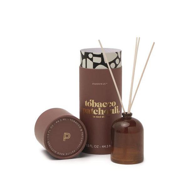 Paddywax Mini Diffuser | Tobacco+Patchouli