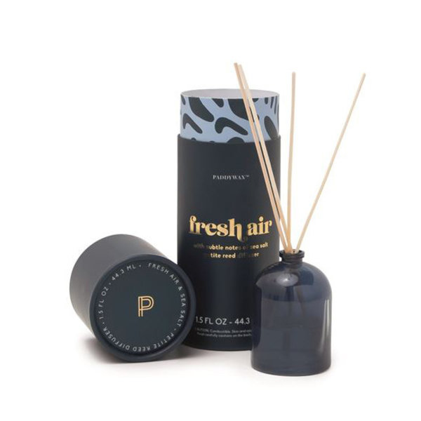 Paddywax Mini Diffuser | Fresh Air+Sea Salt