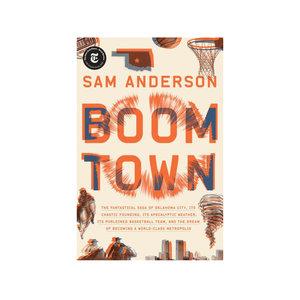Random House Book | Boom Town
