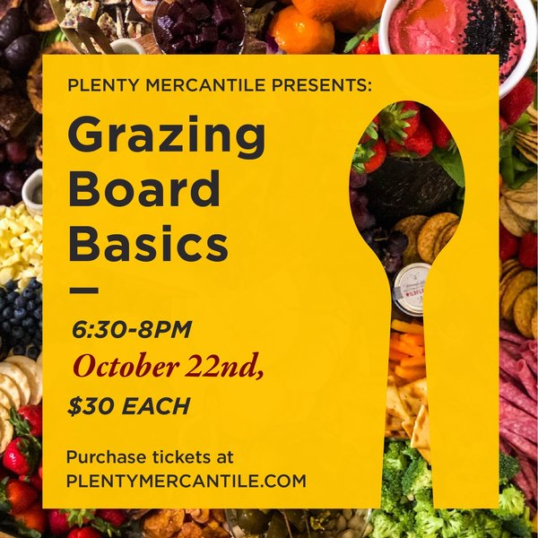 PLENTY Grazing Board Basics [Oct 22]