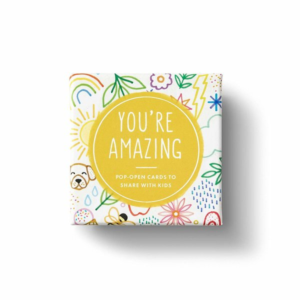 Compendium Boxed Cards | You're Amazing
