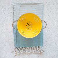 Now Designs Colander | 1 QT | Lemon