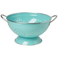 Now Designs Colander   3 QT   Turquoise