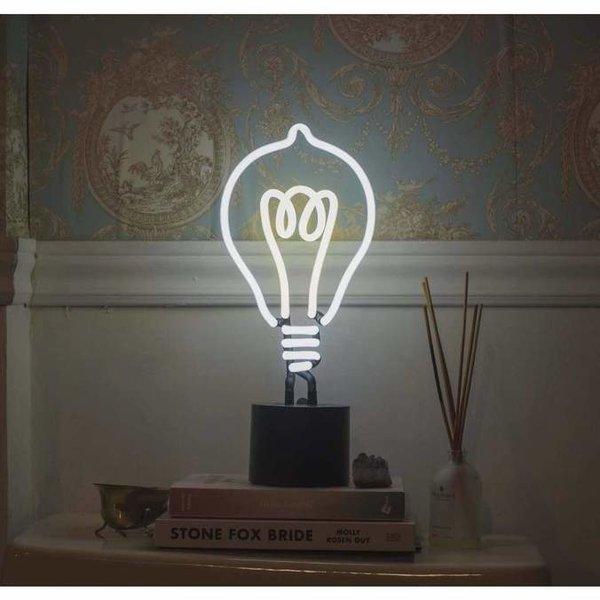 Amped & Co Neon Light | Lightbulb