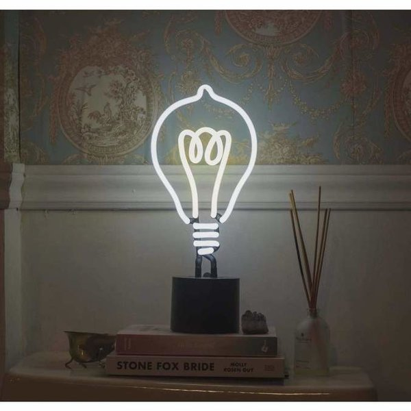 Light | Neon Lightbulb