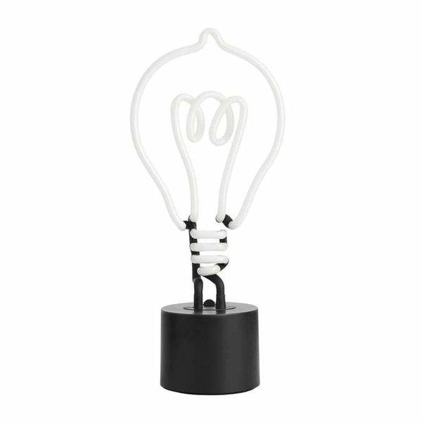 Amped & Co Light | Neon Lightbulb