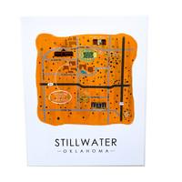 Sugar Mint Art Print   8x10   Stillwater Map