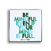 Quotable Cards Pin