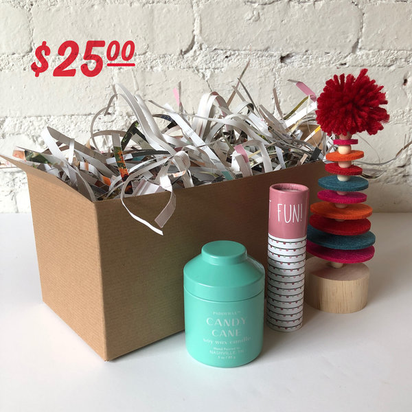 PLENTY Holiday Gift Box | $25.00