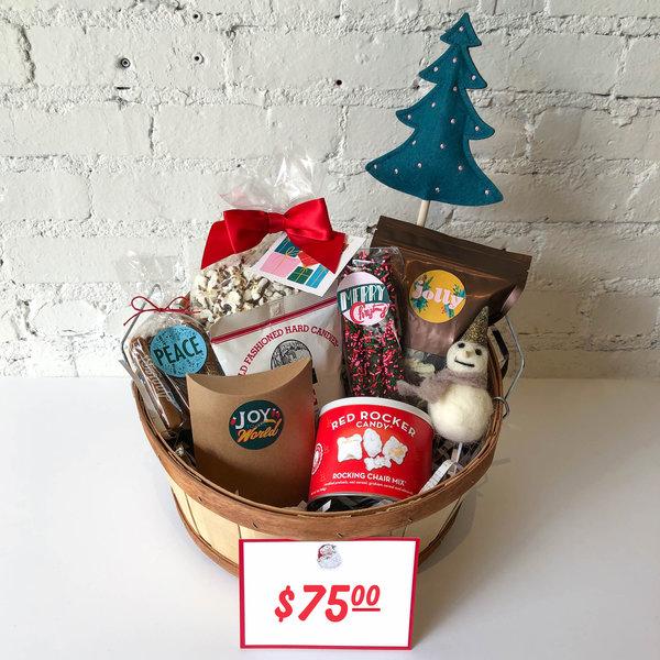 PLENTY Gift Basket | Holiday 2019 | $75.00