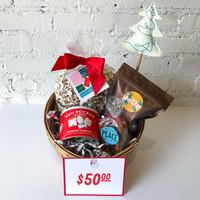 PLENTY Gift Basket   Holiday 2019   $50.00