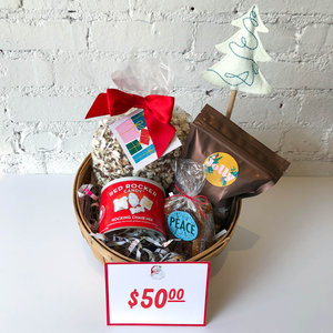 PLENTY Gift Basket | Holiday 2019 | $50.00