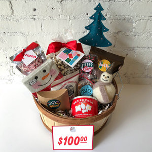 PLENTY Gift Basket | Holiday 2019 | $100.00