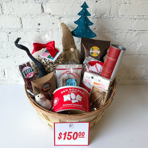 PLENTY Gift Basket| Holiday 2019|$150.00