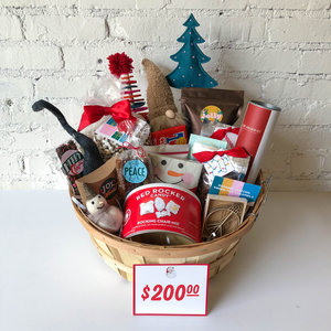 PLENTY Gift Basket | Holiday 2019 | $200.00