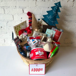 PLENTY Gift Basket | Holiday 2019 | $300.00
