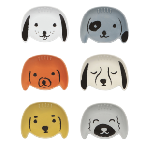 Now Designs Bowls | Mini Puppy Love | Set/6