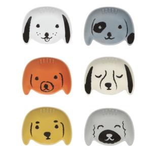 Now Designs Pinch Bowls | Puppy Love | Set/6