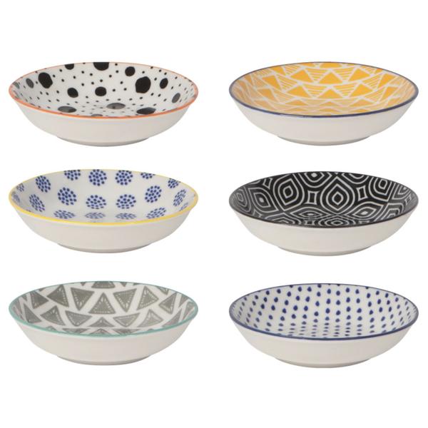 Pinch Bowls | Bits & Dots | Set/6
