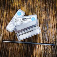 Straw   Travel Set