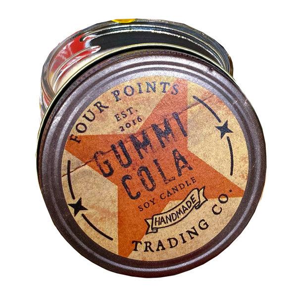 Four Points Trading Company Candle | Nostalgia | Gummi Cola