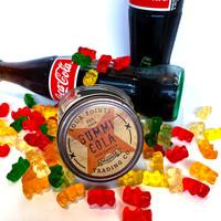 Four Points Trading Company Candle   Nostalgia   Gummi Cola