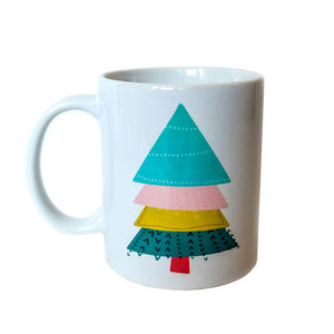 PLENTY Holiday Mugs