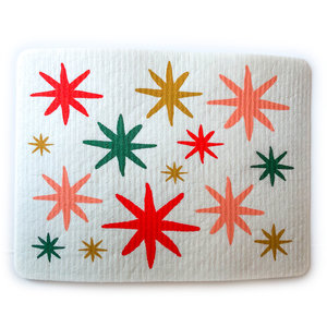 Plenty Made Hydro Swedish Dish Cloth | Stars