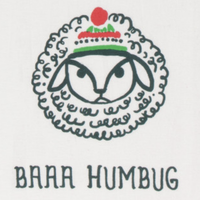Now Designs Tea Towel Set | Bakers Floursack | Baaa Humbug