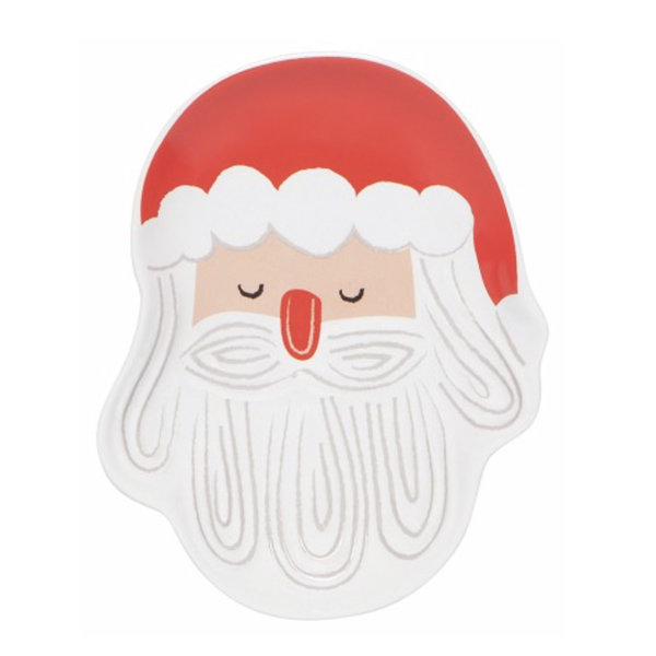 Now Designs Dish | Santa