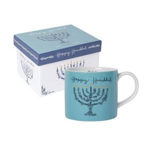 Now Designs Boxed Mug | Happy Hanukkah